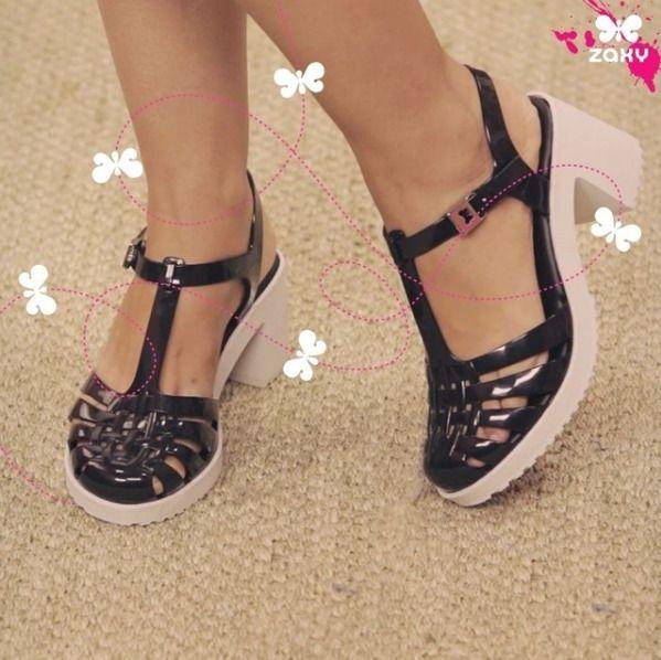 Desfila Com As Tuas Zaxy Dream Este Fim De Semana Zaxy Apaixonadaporzaxy Dream Cute Shoes Jelly Shoes Shoes
