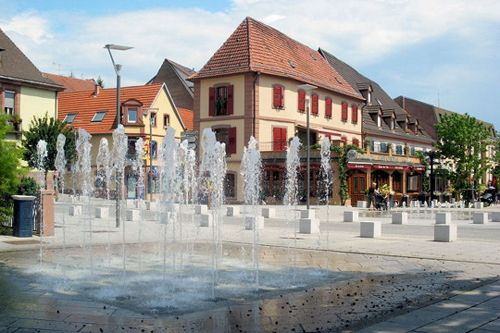 cure thermale de Niederbronn-les-Bains