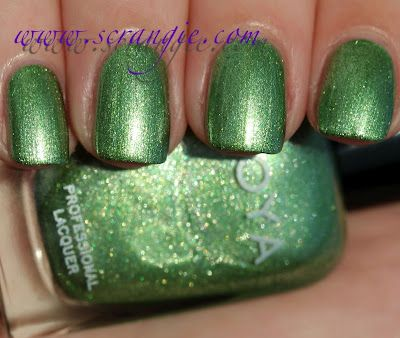 17 best Green nail polishes wants images on Pinterest | Nail polish ...