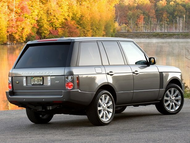 Range Rover HSE (2005 – 2009).