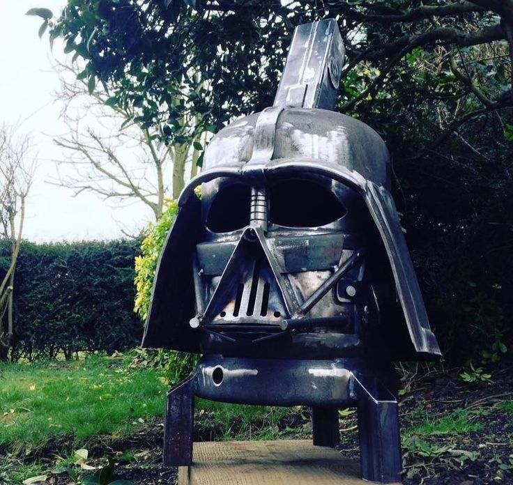 This Darth Vader Helmet Grill Is Perfect for Barbecues | Tasting Table