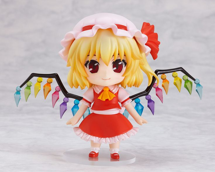 anime nendoroid figure | ... Project FLANDRE SCARLET Nendoroid Figure | UK Anime Figures & Toys
