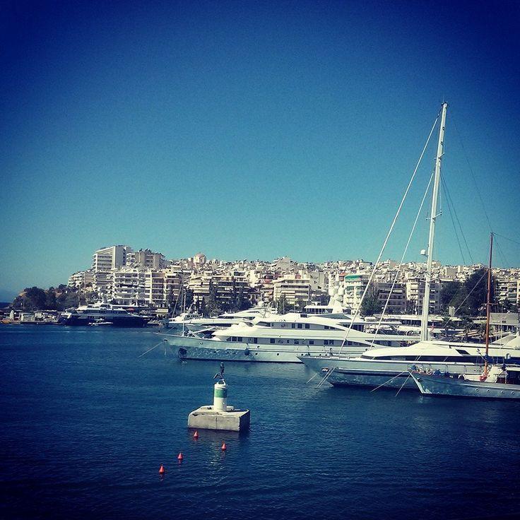 Marina Zeas Piraeus