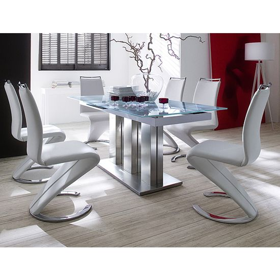 100 best images about 4 seater glass dining sets on for 4 seater dining room set