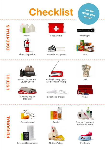 emergency supply management during disasters However, with preplanning and emergency preparedness, not all emergencies  need end in a disaster while everyone should have some form of disaster plan,.