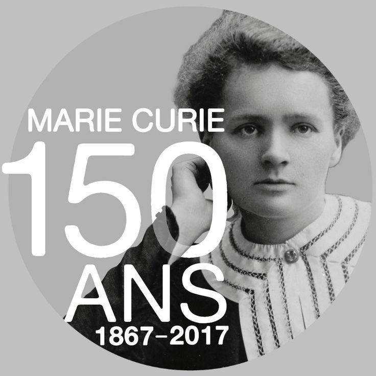 Musée Curie - Marie Curie - 150e anniversaire