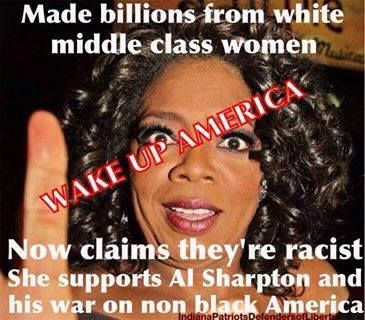 So Disappointed In Oprah Winfrey And Her Racism Claims