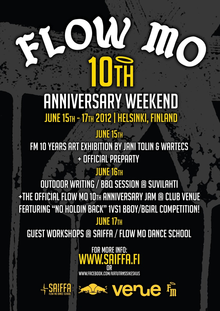 The One and Only best in da world Break Dance Crew Flow Mo. Check it out & Visit Saiffa!