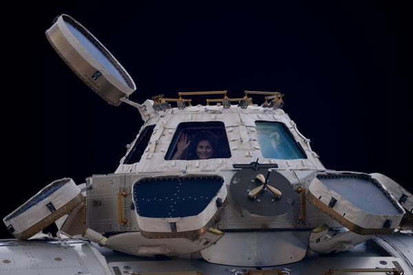 Samantha Cristoforetti: la donna rimasta in orbita per piu' giorni consecutivi della storia
