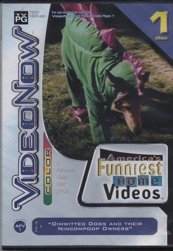 VIDEONOW AMERICA'S FUNNIEST HOME VIDEOS by VIDEONOW. $19.66