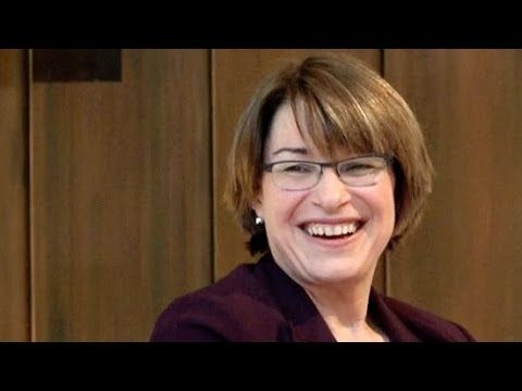 Amy Klobuchar: Joanne Alter Women in Government Lecture - YouTube