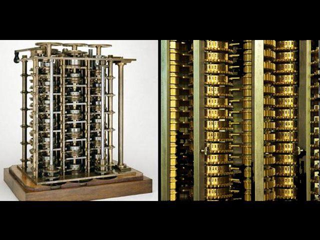 スチームパンクな ディファレンスエンジン計算機 炎算 スチームパンク 計算機 パンク