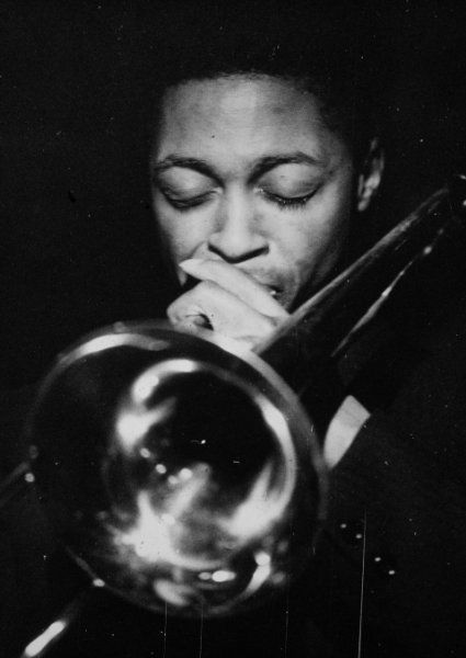 Curtis Fuller, trombone. Blue Note recording period, 1957-1985.