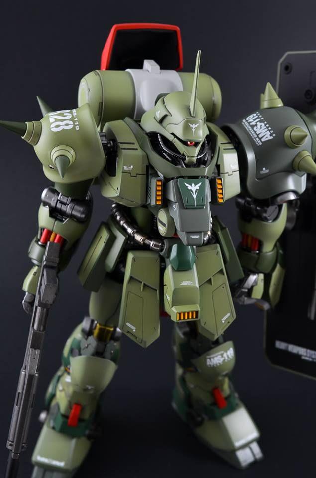 61 best GUNPLA - Geara Doga images on Pinterest | Gundam