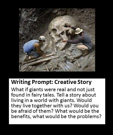 Narrative / Creative Writing Prompts