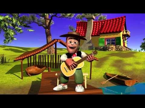 Canciones de La Granja 2 Payada de Zenón 07 La Gata - YouTube