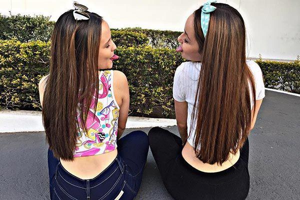 Desafio: Você consegue diferenciar Lari e Mha