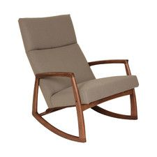 The Bollnas Lounge Rocking Chair