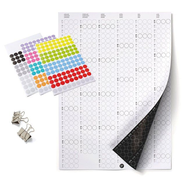 Calendar For Typography Nerds : Best gifts for productivity nerds images on pinterest