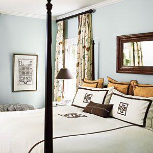 restful master bedrooms