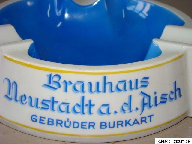 Nr.D2664 Aschenbecher Brauhaus Neustadt a. d. Aisch um 1940 ...