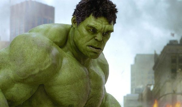 Is it strange that I think I have a crush on the hulk....particularly Mark Ruffalo's hulk?