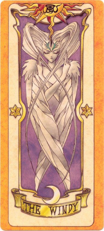 The Clow: The Windy Card