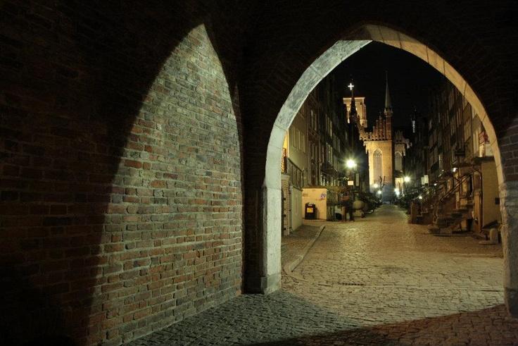 Mariacka, Gdańsk (Poland) #ilovegdn