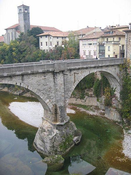 Devil's Bridge ~ Ponte del Diavolo, Cividale, Friuli