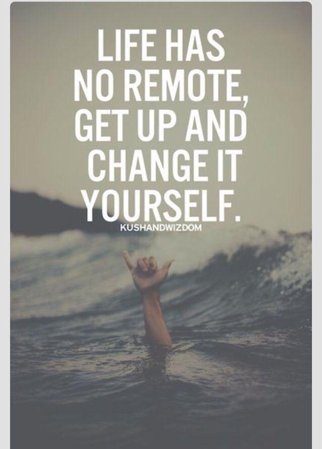 Life as no remote