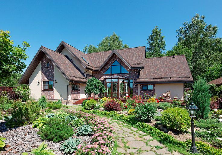 Гостевой дом с зоной спа и внутренним двориком | Архитектурные проекты | Журнал «Красивые дома»