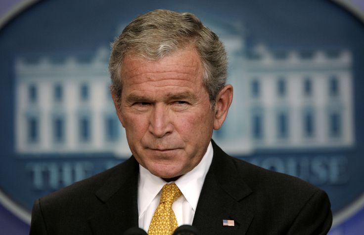 The outrage and press coverage was nothing compared with that surrounding Hillary Clinton's emails.===Bush lost 22 million emails. Listen to the Whole story..