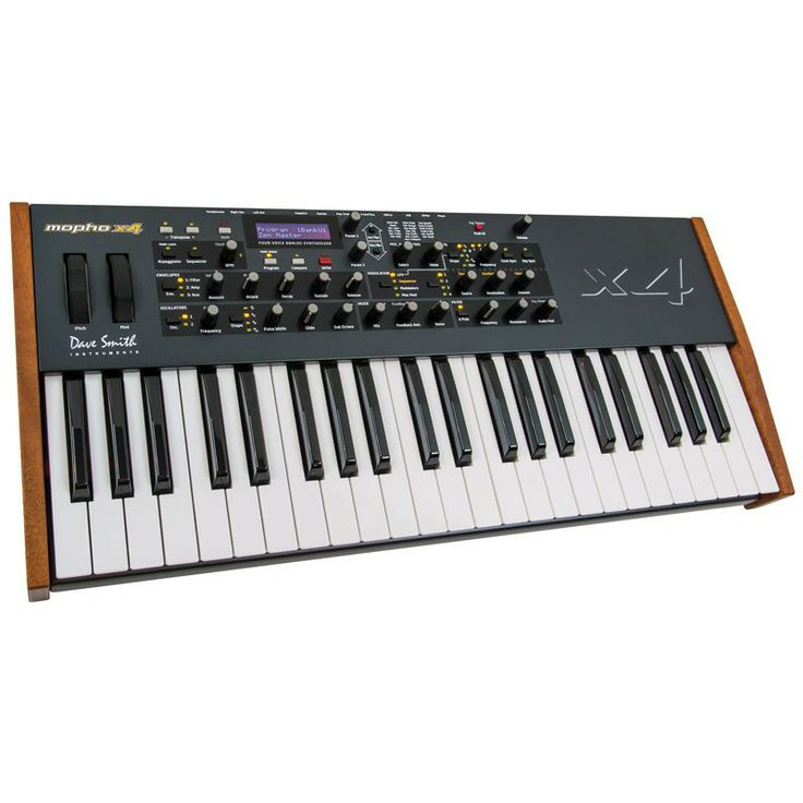 Dave Smith Instrument Mopho X4