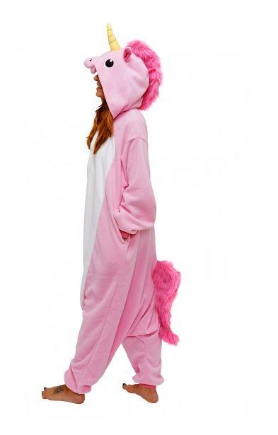 Pink unicorn kigurumi from www.kigu.co.uk