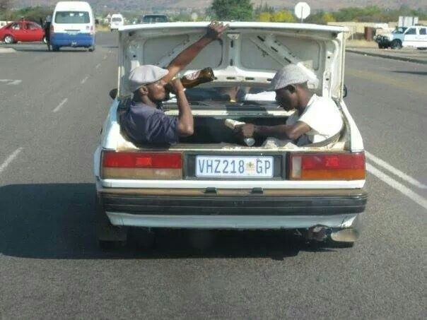 Only in #South Africa!