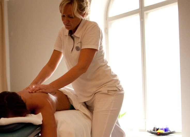 Spa, massagebehandling