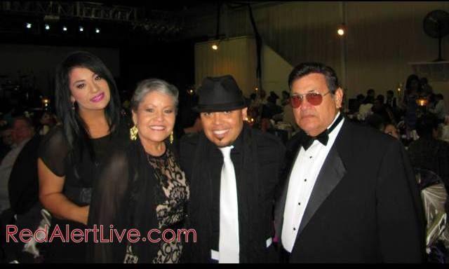 Suzette Quintanilla-Arriaga, Marcella, A.B. & Abraham Quintanilla (L-R)