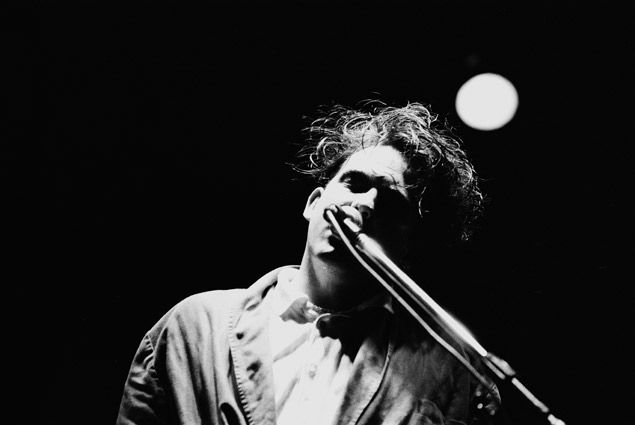 Robert Smith The Cure Foto Andy Cherniavsky