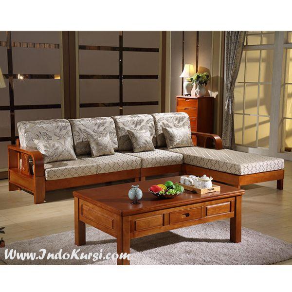 JualKursi Tamu Sofa Minimalis Vintage merupakan desain Furniture Minimalis yang menggunakan Bahan Utama kayu Jati perhutani desain yang elegant dan mewah