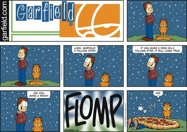 Today's funniest #funny | Garfield Comic Strip on GoComics.com | #cats