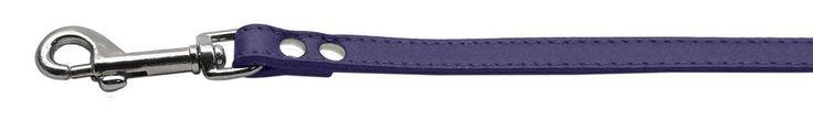 Fashionable Genuine Leather Dog Leashes - Colors