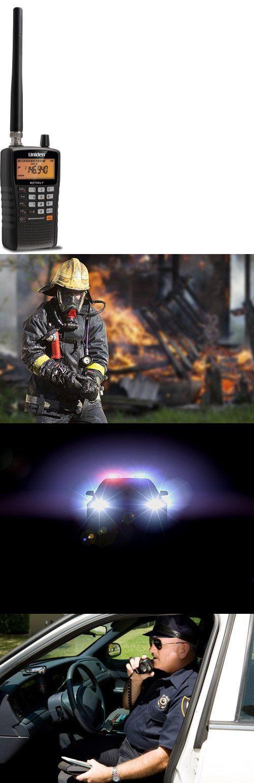 Scanners: Handheld Scanner Emergency Police Digital Radio Fire Air Ham Marine Weather Aa BUY IT NOW ONLY: $92.62