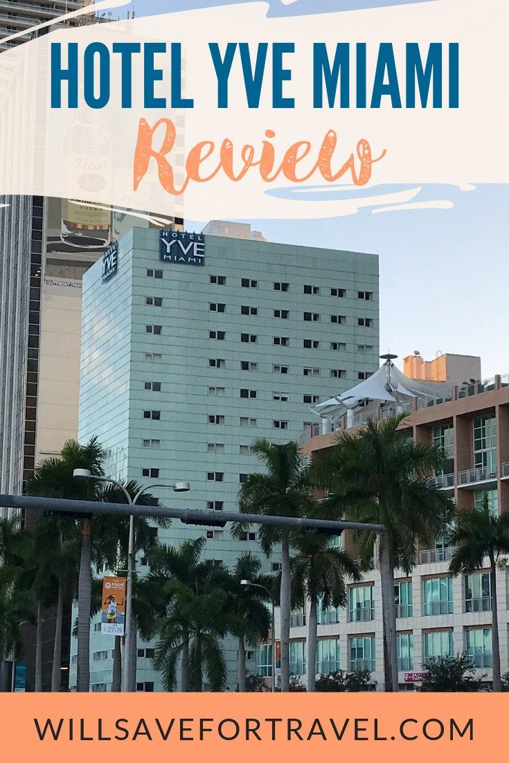 Yve Miami Hotel Review Miami Hotels Hotel Reviews Cruise Travel