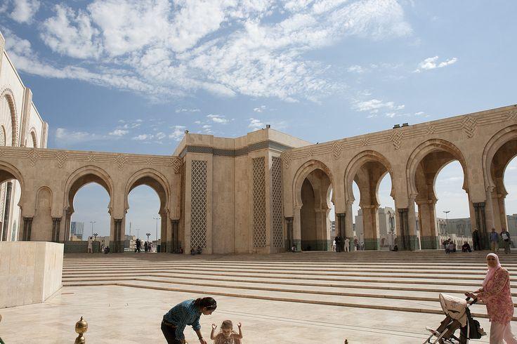 https://flic.kr/p/aL4k6i   Maroc_Casablanca2011-28   fr.wikipedia.org/wiki/Mosquée Hassan II en.wikipedia.org/wiki/Hassan_II_Mosque nl.wikipedia.org/wiki/Moskee_Hassan_II