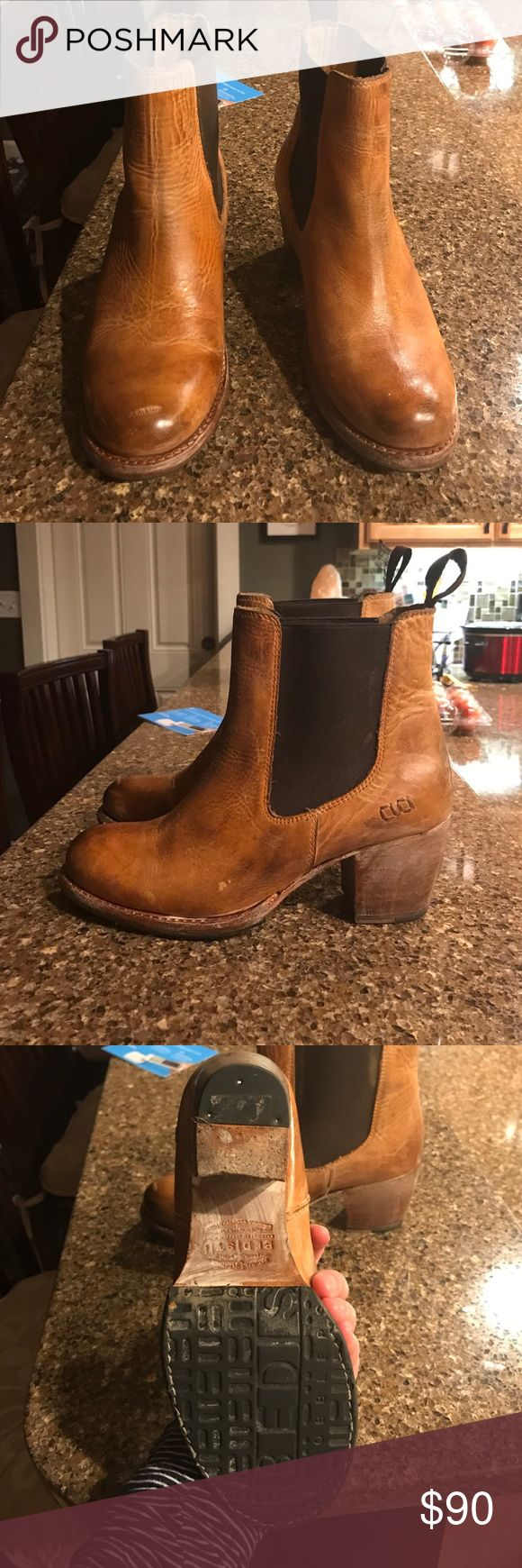 Distressed Bed Stu NWOT tags booties Never worn! Super quality leather Bed Stu Shoes Ankle Boots & Booties