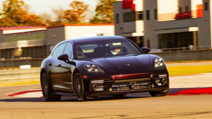 Tested Porsche Panamera Turbo S EHybrid Sport Turismo