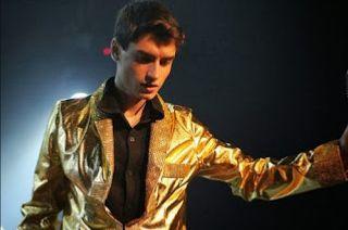 David Thibault - A Canadian Elvis Impersonator