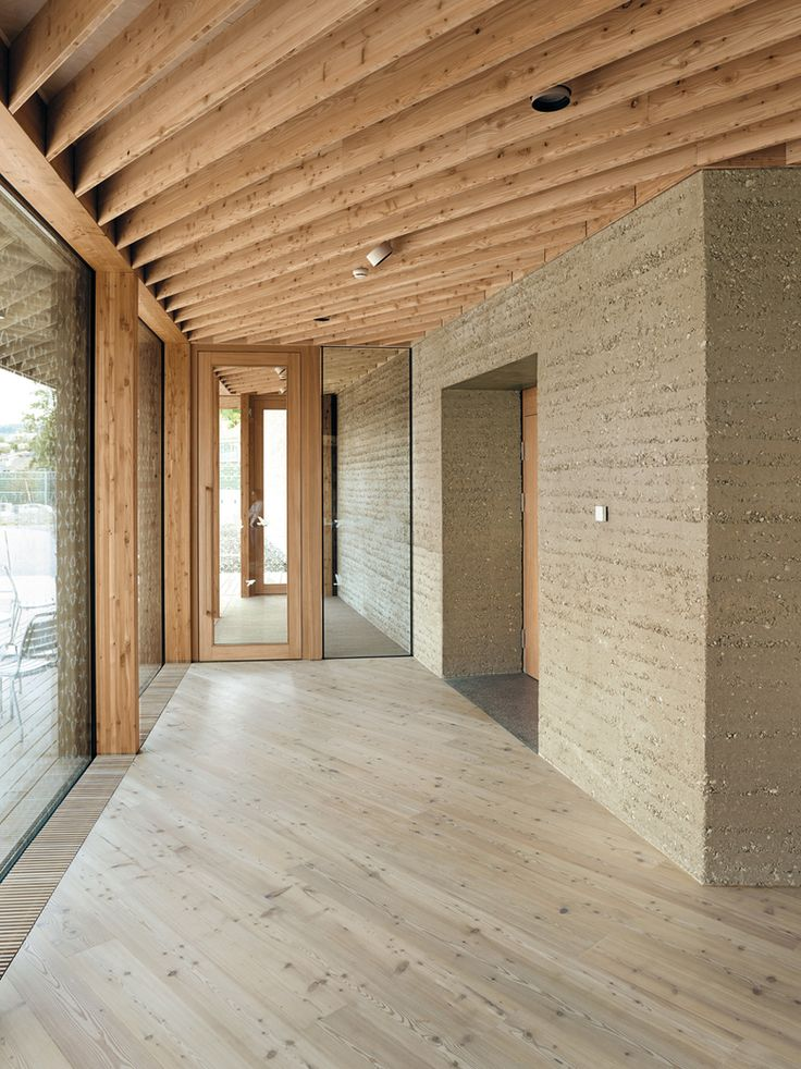 High Quality Visitor Centre Of The Swiss Ornithological Institute In Sempach | DETAIL  Inspiration
