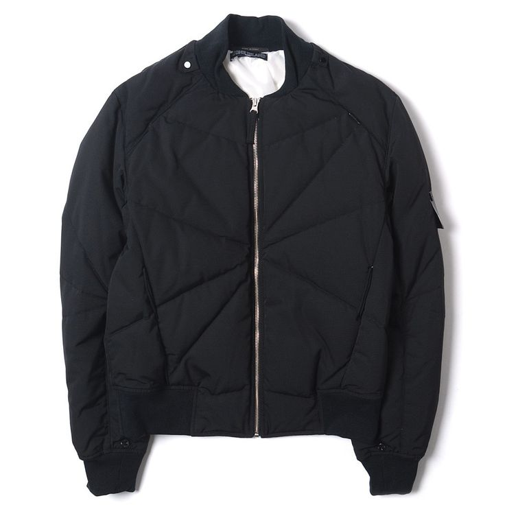Modular Down Jacket_Technical Wool