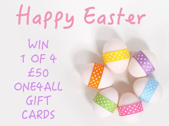 Win a £50 One4All gift card this Easter